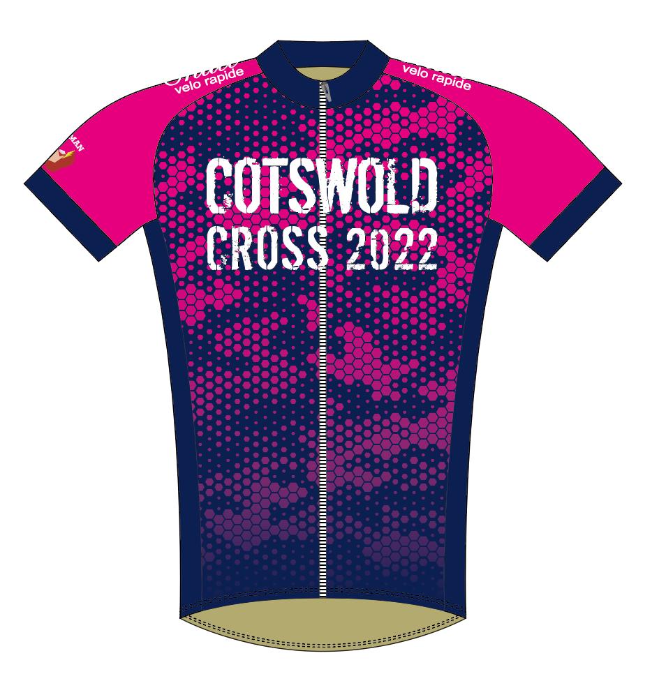 Cotswold Cross Jersey 2022